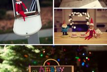 elf on shelf and more Christmas / by Cris Torchia