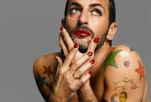 androgynous - an·drog·y·nous / men as men, women as women....?? / by Daphne Channa Horn