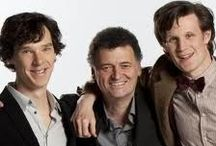 Doctor who and Sherlock