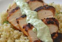 Chicken , Turkey  & Pork / by Amanda Clark