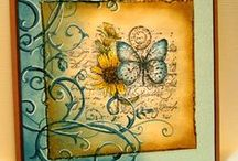 Cards...Butterflies / by Pam Daniels