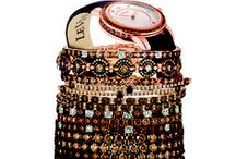 2017 Item Trend of the Year: Wristwear™ / The Wrist is the focus in 2017…Wristwear™ is the key trend.  Think bangles, cuffs and bracelets, the more, the better, layer them on …from the classic tennis to the A line. Color and design provides chic individuality from Sweet Vanilla Diamonds® and Luscious Chocolate Diamonds® to serene Blues™ and Deco Estate™. Add a Jeweled Time™ design to complete the look.