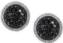 Le Vian Red Carpet® / Look who's wearing these Le Vian Red Carpet® Blackberry Diamonds® & Vanilla Diamonds® earrings.