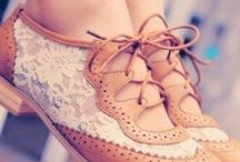 Shoes. / by Melanie Kratzer