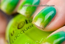 Nail lust / Nail art & design, DIY manicure. Indie polish. / by Raquel Morales