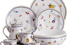 Porcelain, China, Barbotines & Co / by Mafalda