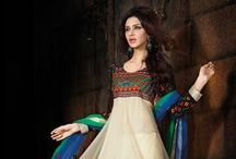 Trendy Designer Suits / #DesignerSuits to match your personality at #Cbazaar