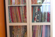 Ideas for My Craft room / by Tamara Ellenbecker