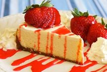 Recipes - Cheesecakes and Pies / by Belen Brooks