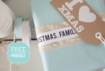 christmas pinspiration / DIY gifting, food, drinks & general inspiration