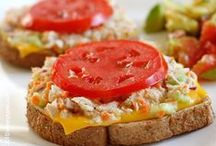 Sandwich Recipes / by Julie Miller