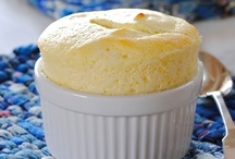 Pudding and Soufflés