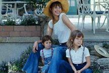 Jeans - chambray - indigo - denim - blue - klein / chambray - jeans - denim - fabric - material - vintage - design - style - blue - klein - color - ciel - sky
