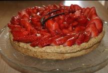 recettes aux fraises / des recettes a base de fraises