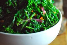 Eating healthy / by Anneli Hidalgo