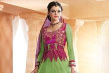 Anarkalis N' More / This board features a selection of Salwar Suits that can be worn for just about any occasion.