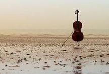 Musique / De la musique avant toute chose (Verlaine) / by Mafalda