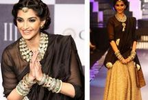 Bollywood Vogue / Feel like a star! Get your favorite stars Inspired wardrobe! / by Cbazaar - Delivering Happiness