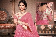 Engagement Ceremonial Wear / Dress up for the wedding season. Here comes the wedding season so be ready with royal sarees, lehengas, salwar for the grand occassion