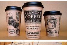 Coffee and tea packaging / #Koffie en #thee