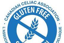 Gluten-Free / Celiac / by Tiffany McCurdy