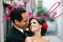 PINK BRIDE COVER CONTEST 2013 / Ogle Entertainment and Special Notes is blessed to be part of 4 out of 6 of the cover contest finalists for the Pink Bride Magazine! What an honor for  us!