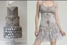 Designer style cakes / by Lozz Staf