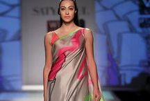 Satya Paul Sarees / by Cbazaar - Delivering Happiness
