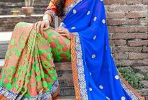 For the love of Sarees
