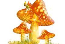 Fungi & other Vegetation / by Wendy Bush