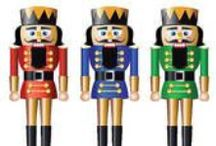 Nutcrackers / by Wendy Bush