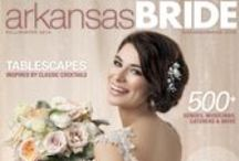 Fall/Winter 2014 Issue of Arkansas Bride / All the pretties from our newest issue! / by Arkansas Bride Magazine