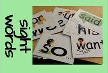 sight words in primary grades