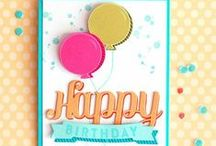 Cards-Birthday / by Julie Miller