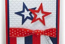 Cards- 4th of July / by Julie Miller