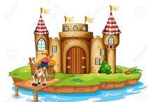 Castles / by Wendy Bush