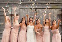 HOCHZEIT Bridesmaids