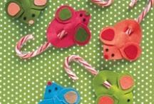 Christmas Crafts / by Becky McNeil