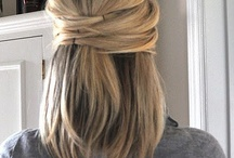 Hair and Nails / by Becky McNeil