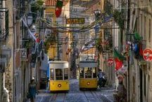 Lisbon / Lisbon, one of the oldest cities in the world and hundreds of years older than London, Paris or Rome. Captured by the Moors in the eight century from the Germanic tribes living here, it was only in the 1147 that the Crusaders conquered it once again.   Learn how this mix of cultures translates into food, cityscapes and local culture.  / by eDreams International