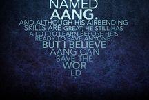 Avatar: The Last Airbender & The Legend of Korra / by Natasha Carpenter