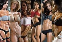 Female Fitness / Healthy women, simply beautiful