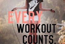 Be fit - Stay fit / Fitness ! Workouts, motivation, photos  / by The Farmers Future Wife
