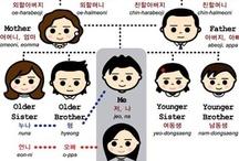 Coreano / by Rous la Incondicional