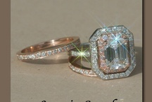 Miss To Mrs :: The Ring  / Darling, Please Pick From Here. Love you more, My Love!  / by ||The Chicest Chicks™ ||