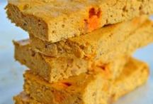 Healthy Pumpkin Recipes / Healthy pumpkin recipes that taste delicious because, who doesn't like pumpkin. Recipes include gluten free, dairy free, high protein, low carb, paleo, and more.