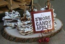 Candy/Caramel Apples