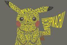 Pikachu! / by Kelly Thompson