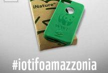 #iotifoAmazzonia / Puoi contribuire in tanti modi per aiutare il WWF a salvare l'Amazzonia