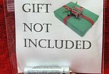 Gift Giving / by Becky McNeil